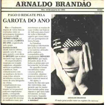 Arnaldo Brandão Compacto De Vinil Garota Do Ano 1985