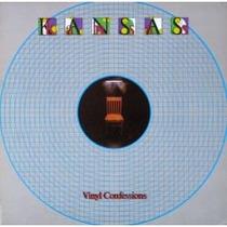 Lp - Kansas - Vinyl Confessions