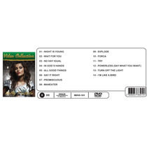 Nelly Furtado- Video Colection-dvd Original Novo Lacrado