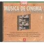 Cd - Coleção Caras - Música De Cinema