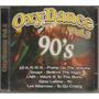 Oxy Dance - Vol. 3 - Cd Raro - Novo Lacrado!! Reputação 100%