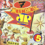 118 - Cd As 7 Melhores Jovem Pan ( Jp ) Vol 5 - Dance Frt Gr