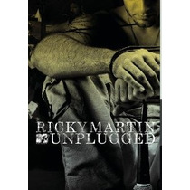 Dvd Ricky Martin Mtv Unplugged [eua] Novo Lacrado