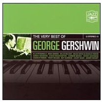 Cd George Gershwin The Very Best Of 1ª Ed. 2005 Raro Lacrado