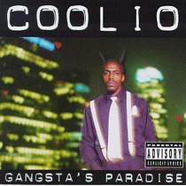 Coolio Gangstas Paradise Cd Rap Hip Hop