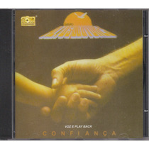 Altos Louvores - Confiança - Raridade - Cd + Playback Gospel