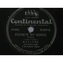 78 Rpm Marlene Patinete No Morro - Funga Funga
