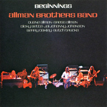 The Allman Brothers Band - Beginnings [ Cd Original ]