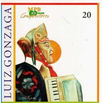 Cd Luiz Gonzaga - Mpb Compositores = Fagner - Chico Cesar