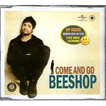 Lucas Silveira Fresno Cd Single Beeshop Come And Go - Raro
