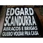Lp Vinil Promo Edgard Scandurra - Abraços E Brigas