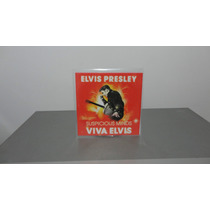 Elvis Presley # Suspicious Minds # Cd Single Promo Raro