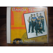Cd Banda Tempus - Luz Das Nações (raro)
