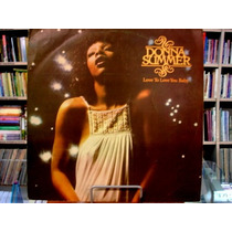 Vinil / Lp - Donna Summer - Love To Love You Baby - 1976