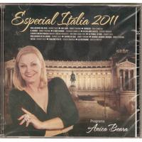 Cd Programa Anica Beara - Especial Itália 2011 - Novo***