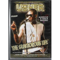 Dvd, Usher The Glamorous Life ( Raro) - Audácia E Raça Negra