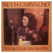 Beth Carvalho Nos Botequins Da Vida Lp Vinil Disco Samba