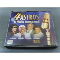 Cd - 4 Astros Da Música Internacional