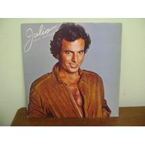 Lp Disco Vinil Antigo Julio Iglesias Essa Mulher 1984