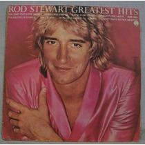 Lp Rod Stewart - Greatest Hits - Wb - 1988