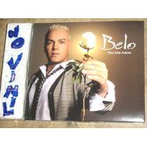 Cd Belo ( Soweto ) - Pra Ser Amor (10) C/ Marina Elali