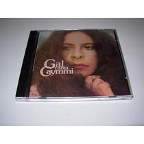 Cd Gal Costa - Canta Caymmi - Capa Original - Raro