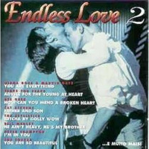 Cd Endless Love 2 Alessi, Diana Ross E Marvin Gaye, Bee Gees