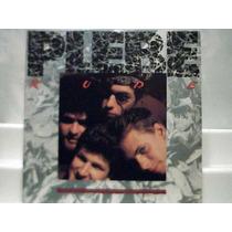 Plebe Rude Plebiscito - Lp Emi-odeon 1988 Com Encarte