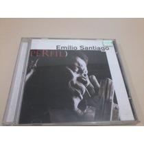 Cd Perfil Emílio Santiago Som Livre R$ 20,00 Semi Novo