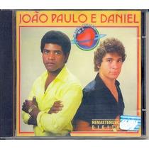 Cd João Paulo E Daniel - Planeta Coração - 1987