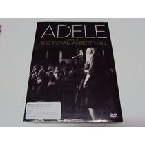 Adele Live At The Royal Albert Hall (lacrado)(us) Dvd+cd Imp