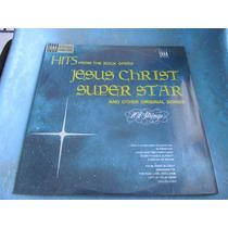 Lp Zerado Rock Opera Jesus Christ Super Star 101 Strings