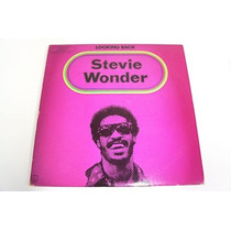 Stevie Wonder- Looking Back. Vinil Triplo Importado.raro.