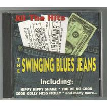 Cd Rock Pop Garage Antigo Anos 60 Swinging Blue Jeans Raro