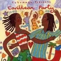 Cd Putumayo Presents - Caribbean Party - Novo Lacrado*