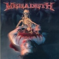 Cd Megadeth The World Needs A Hero