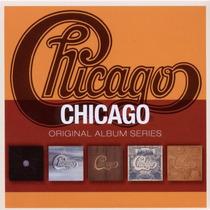 Chicago - Original Album Series | Box 5 Cds | Lacrado