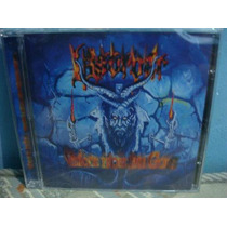 Usurper - Visions From The Gods - Cd Nacional