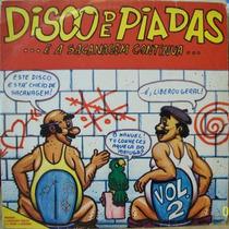 Disco De Piadas Lp