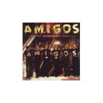 Zeze Di Camargo Luciano Amigos 3 Ao Vivo Cd Show Globo