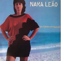 Nara Leão Lp Meu Samba Encabulado - Encarte 1983