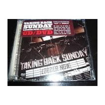 Cd+dvd Taking Back Sunday Louder Now: Part Two - Usa