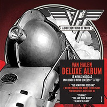 Van Halen - A Different Kind Of Truth (cd + Dvd) - Lacrado !