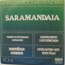 Compacto 4 Temas Nacionais De Novela-saramandaia-1976-vol 4