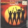 Boney M Compacto De Vinil Import We Kill The World 1981