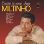 Cd Miltinho-canção Do Nosso Amor-anos 60-cd Novo, Sem Uso