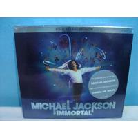 Michael Jackson - Immortal - Cd Duplo Nacional