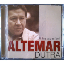 Cd Altemar Dutra - O Inesquecivel