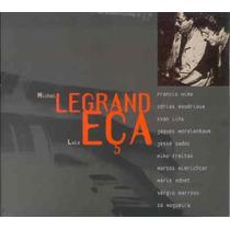 Cd - Michel Legrand - Homenagem A Luiz Eça