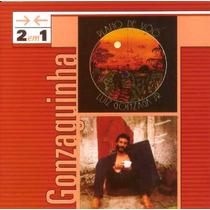 Cd 2 Lps Em 1 Cd. Gonzaguinha - Frete Grátis